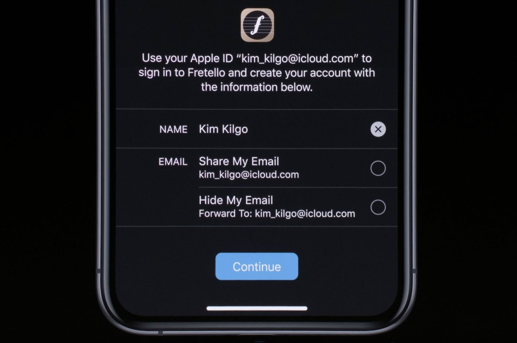 Making Apple Authentication work with Firebase Auth in React Native (Expo)